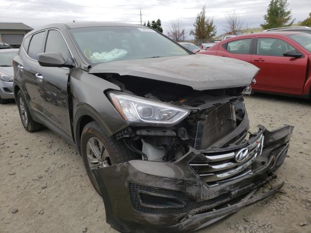 Salvage cars for sale from Copart Eugene, OR: 2014 Hyundai Santa FE S