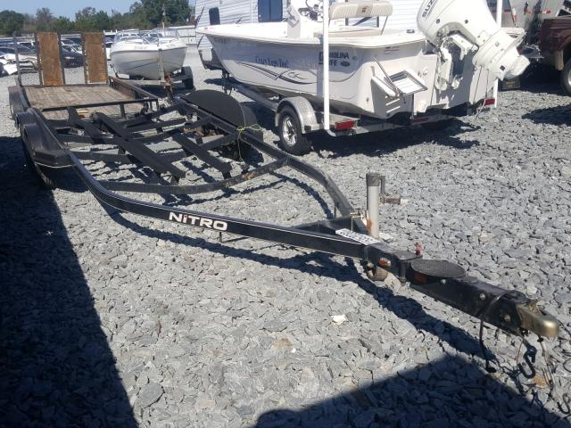 Trail King Vehiculos salvage en venta: 2015 Trail King Boat Trailer