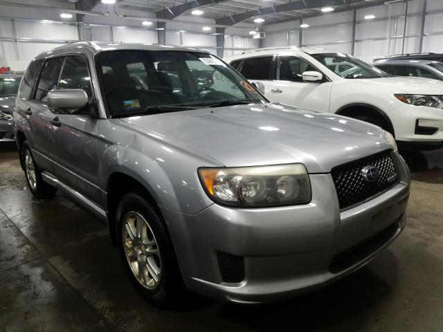 2008 Subaru Forester S for sale in Ham Lake, MN