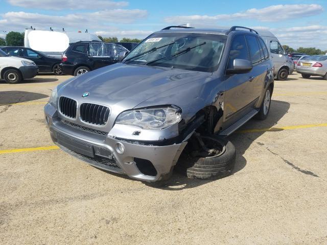 BMW X5 XDRIVE3 - 2013 rok