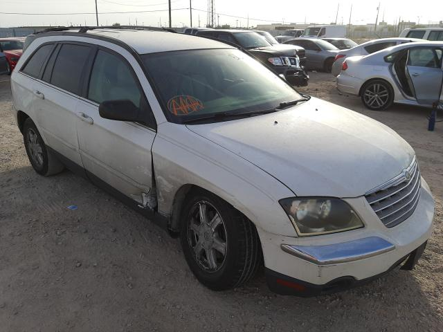 Salvage cars for sale from Copart Las Vegas, NV: 2005 Chrysler Pacifica T