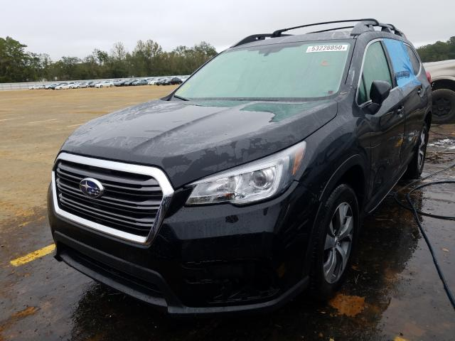из сша 2019 Subaru Ascent Pre 2.4L 4S4WMACD9K3404690