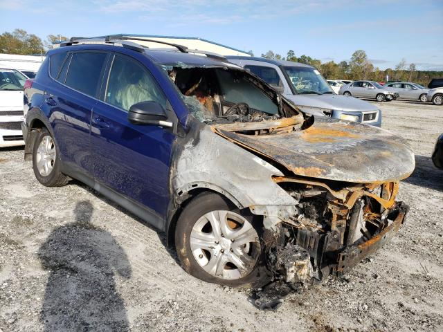 2015 Toyota Rav4 LE en venta en Spartanburg, SC