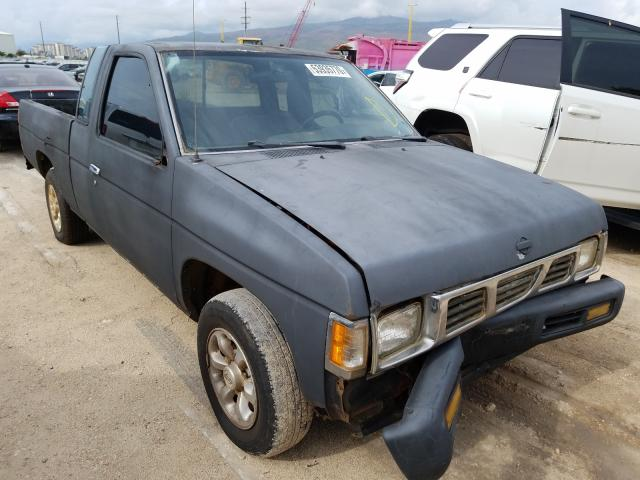 Salvage cars for sale from Copart Kapolei, HI: 1996 Nissan Truck King