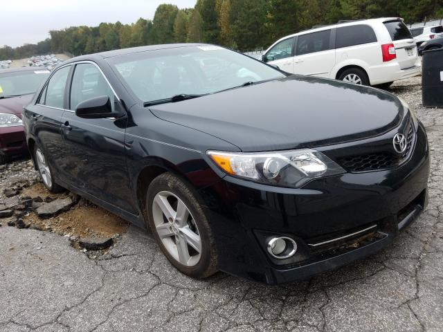 Salvage cars for sale from Copart Gainesville, GA: 2012 Toyota Camry Base