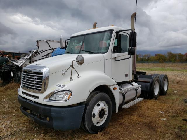 2006 Freightliner Convention 14.6L из США