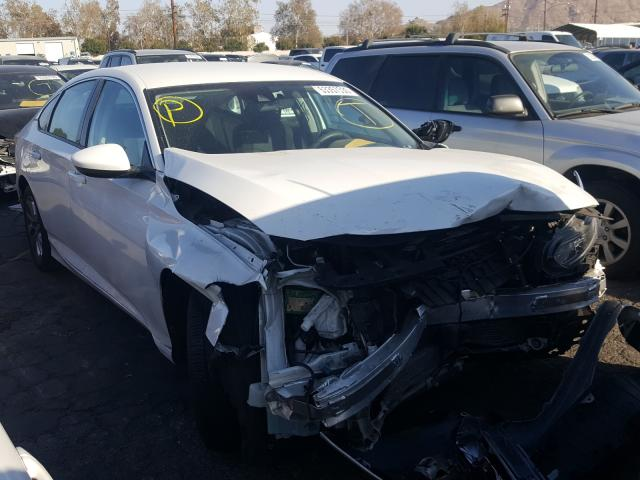 Salvage cars for sale from Copart Colton, CA: 2019 Honda Accord LX