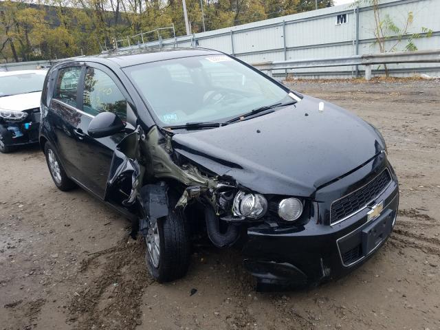 2012 Chevrolet Sonic LT en venta en North Billerica, MA