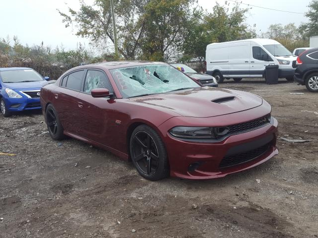 Salvage cars for sale from Copart Baltimore, MD: 2019 Dodge Charger SC