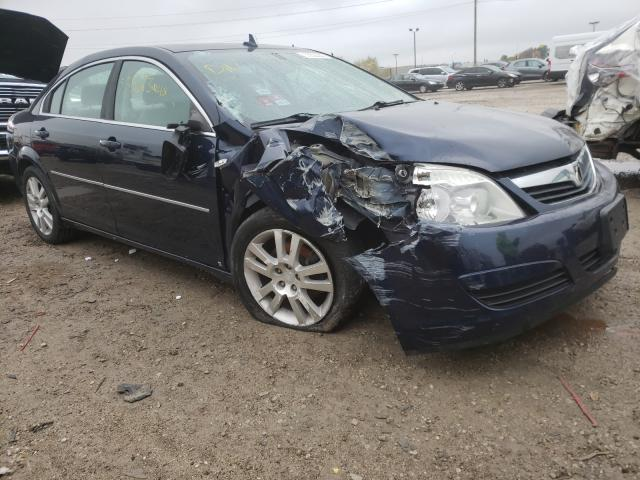 Saturn salvage cars for sale: 2008 Saturn Aura XE