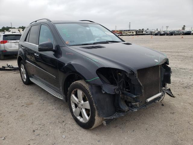 Mercedes-Benz ML 350 salvage cars for sale: 2011 Mercedes-Benz ML 350