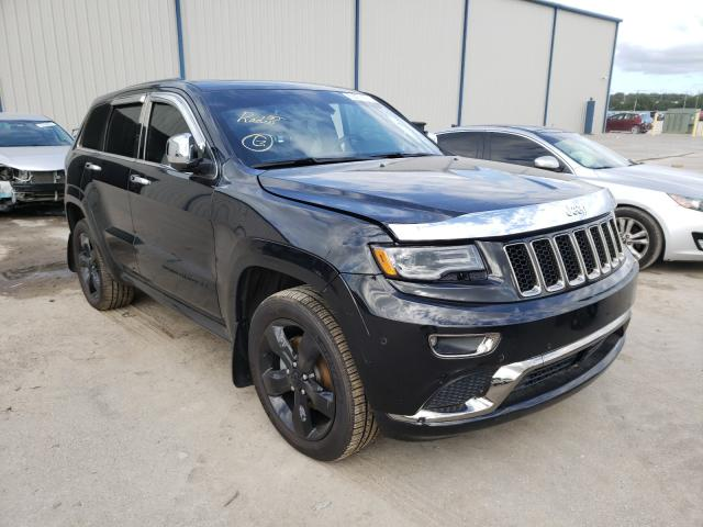 Salvage cars for sale from Copart Apopka, FL: 2015 Jeep Grand Cherokee