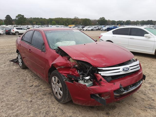 Ford Fusion salvage cars for sale: 2007 Ford Fusion