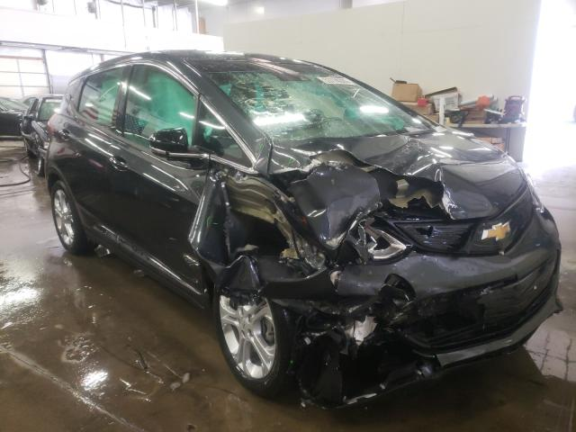 Chevrolet Bolt EV LT salvage cars for sale: 2020 Chevrolet Bolt EV LT