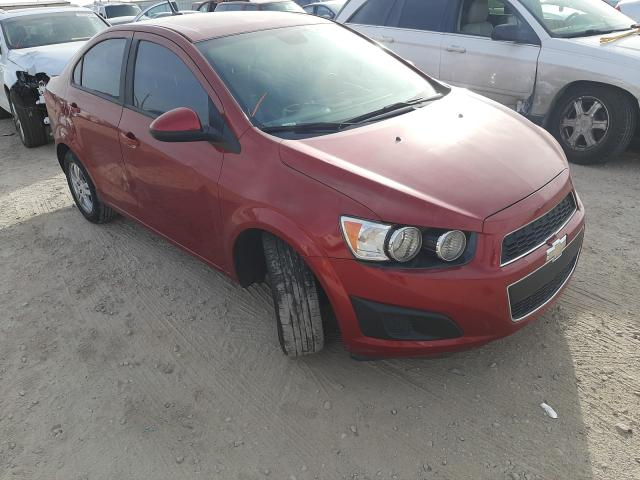 2012 Chevrolet Sonic LS for sale in Las Vegas, NV