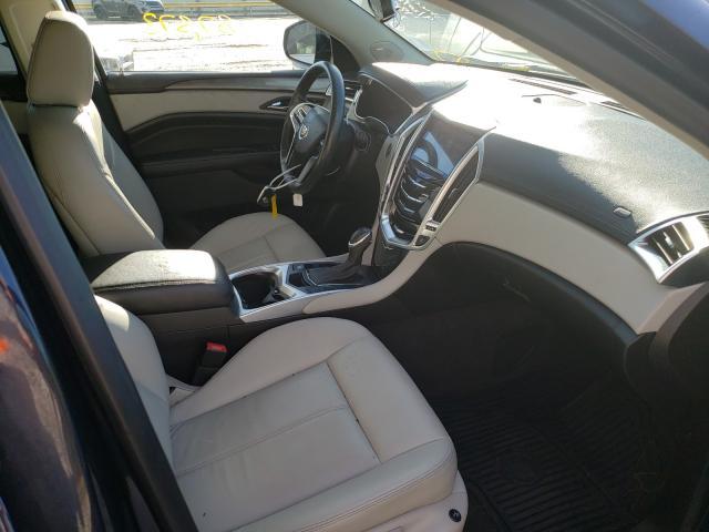 2015 Cadillac SRX | Vin: 3GYFNAE30FS547169