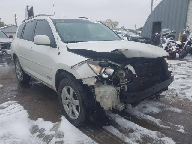Salvage cars for sale from Copart Wichita, KS: 2008 Toyota Rav4 Limited