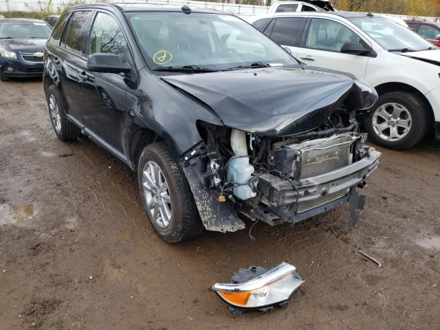 2013 FORD EDGE SEL 2FMDK4JC3DBA88568