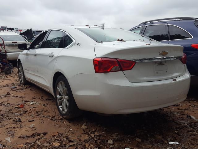 купить 2017 Chevrolet Impala Lt 2.5L 2G1105SA0H9171624