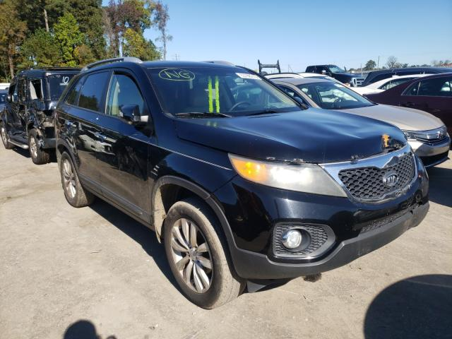 KIA Sorento salvage cars for sale: 2011 KIA Sorento
