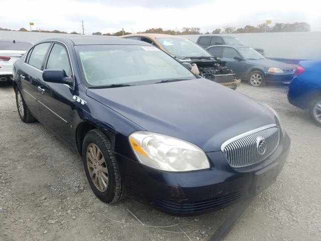 Salvage cars for sale from Copart Rogersville, MO: 2008 Buick Lucerne CX