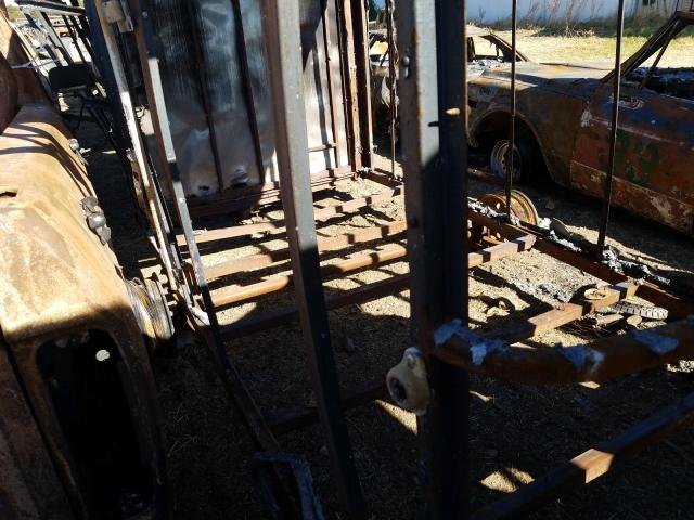 Salvage cars for sale from Copart Eugene, OR: 2001 Utility Trailer
