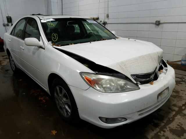 Salvage cars for sale from Copart Blaine, MN: 2004 Toyota Camry LE