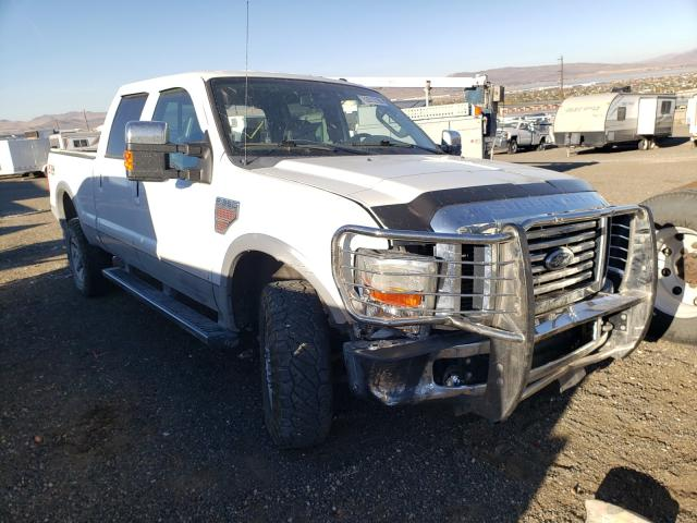 Salvage cars for sale from Copart Reno, NV: 2010 Ford F350 Super