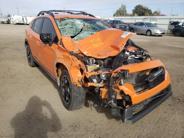 Salvage cars for sale from Copart Nampa, ID: 2020 Subaru Crosstrek