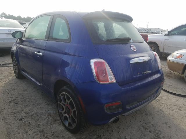 2012 Fiat 500   Vin: 3C3CFFBR0CT183826