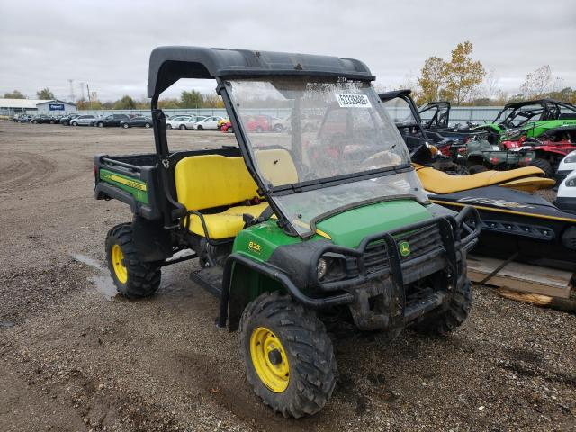 John Deere Gator salvage cars for sale: 2016 John Deere Gator
