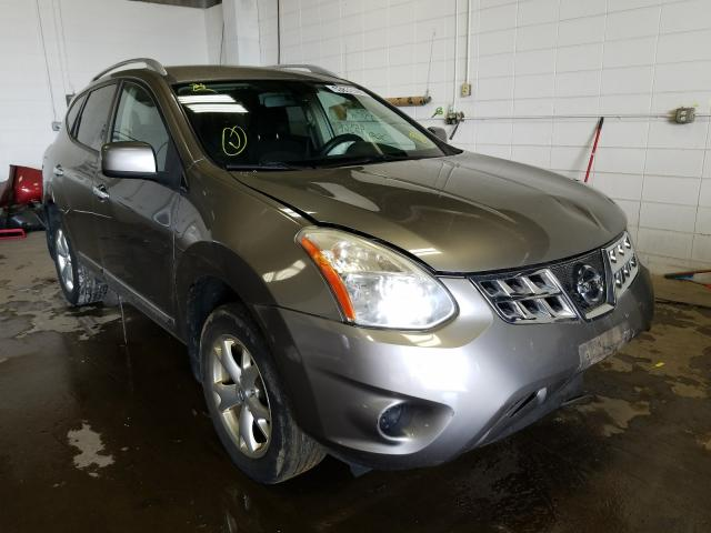 Salvage cars for sale from Copart Blaine, MN: 2011 Nissan Rogue S