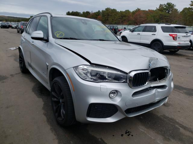 BMW salvage cars for sale: 2017 BMW X5 XDRIVE3