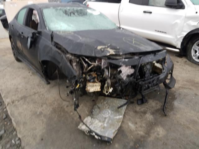 Honda salvage cars for sale: 2019 Honda Civic Sport