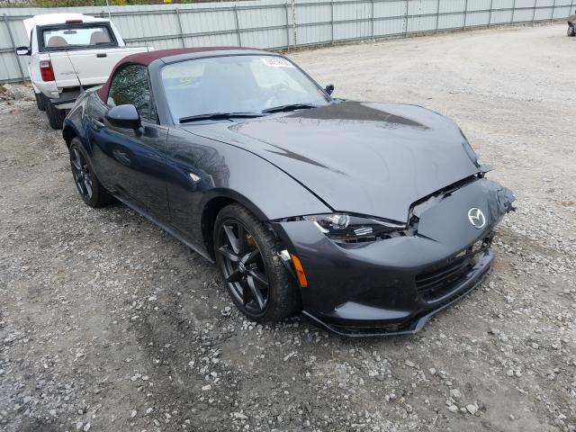 Mazda salvage cars for sale: 2018 Mazda MX-5 Miata