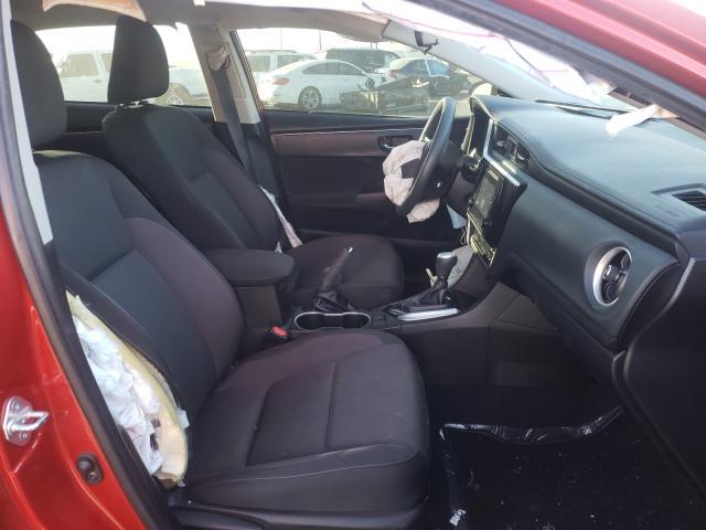 пригнать из сша 2019 Toyota Corolla L 1.8L 5YFBURHE4KP916805