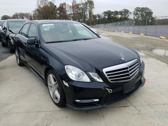 2013 Mercedes-Benz E 350 4matic for sale in Fredericksburg, VA
