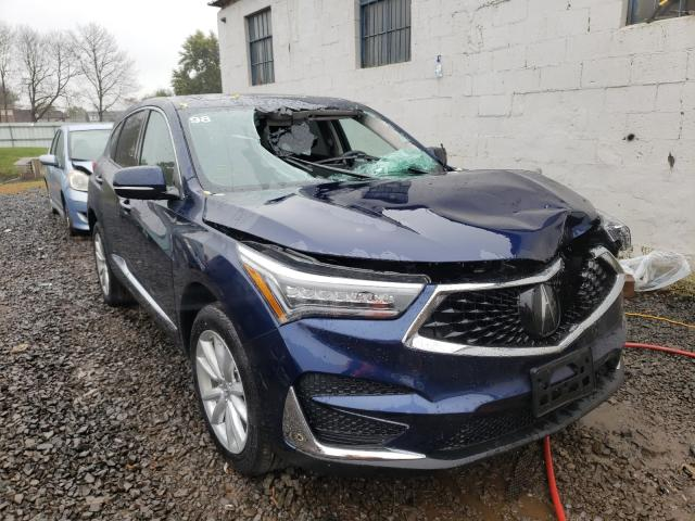 photo ACURA RDX 2020
