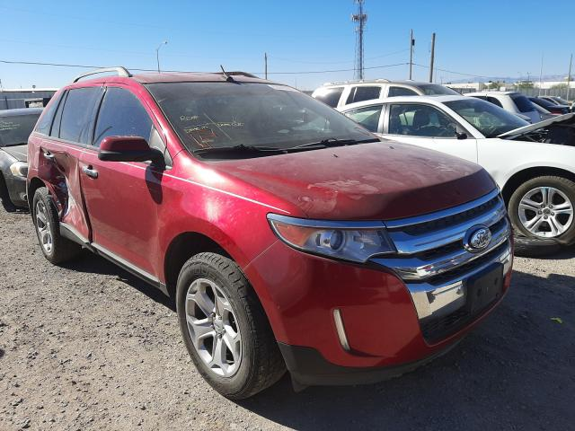 2011 FORD EDGE SEL 2FMDK3JC1BBB34373
