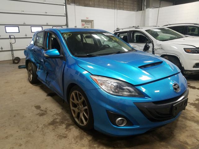 Mazda salvage cars for sale: 2011 Mazda Speed 3