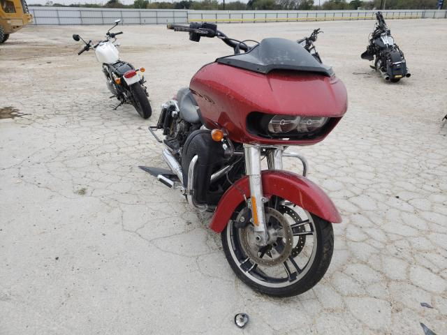 Salvage cars for sale from Copart San Antonio, TX: 2019 Harley-Davidson Fltrx
