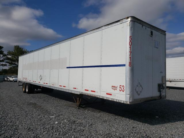 Wabash salvage cars for sale: 2005 Wabash Trailer