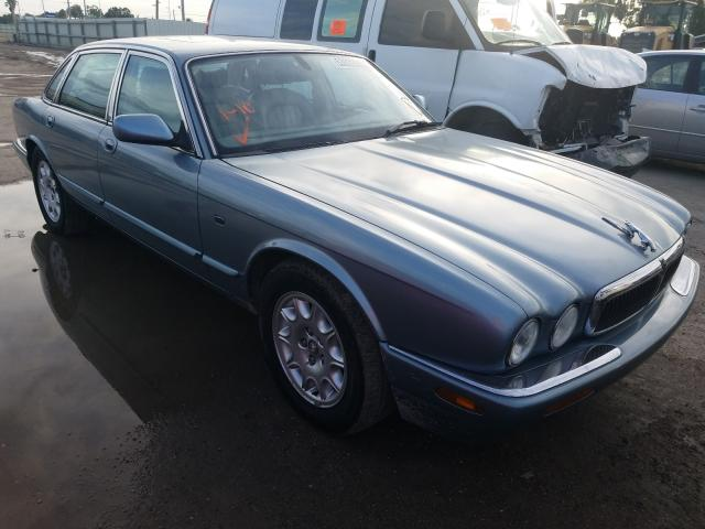 Jaguar salvage cars for sale: 2003 Jaguar XJ8