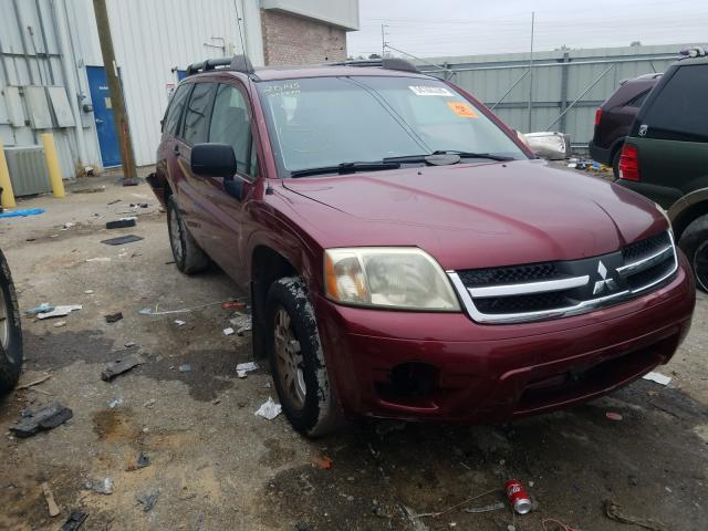 Salvage cars for sale from Copart Montgomery, AL: 2007 Mitsubishi Endeavor L