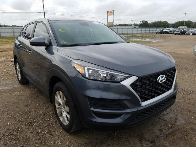 Salvage cars for sale from Copart Newton, AL: 2019 Hyundai Tucson SE