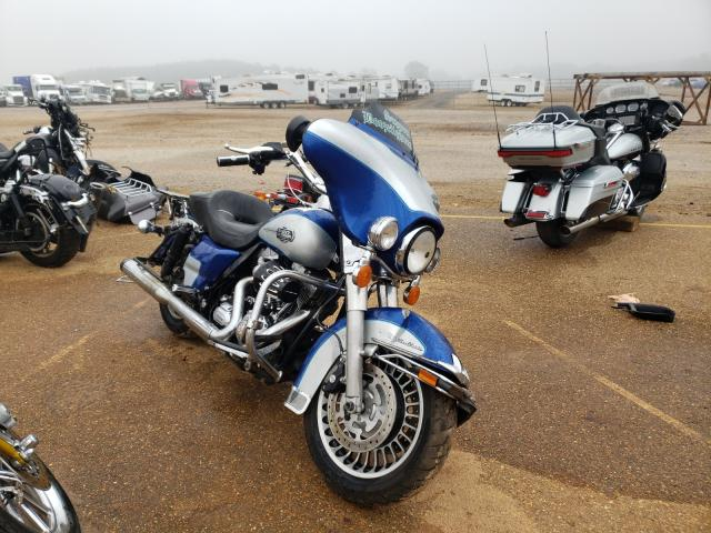 Salvage cars for sale from Copart Longview, TX: 2010 Harley-Davidson Flhtcu