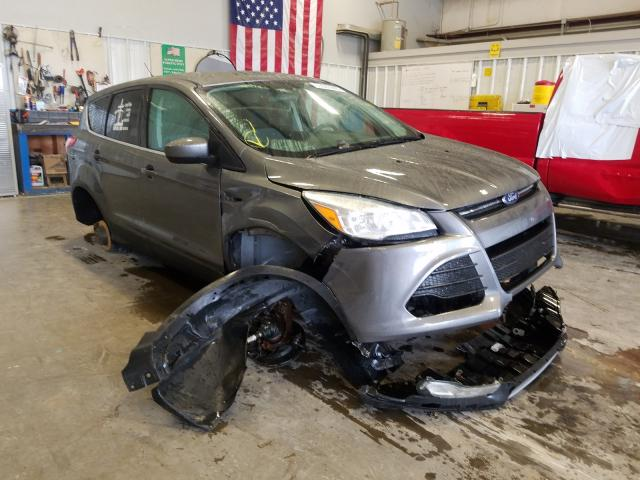 Salvage cars for sale from Copart Rogersville, MO: 2014 Ford Escape SE