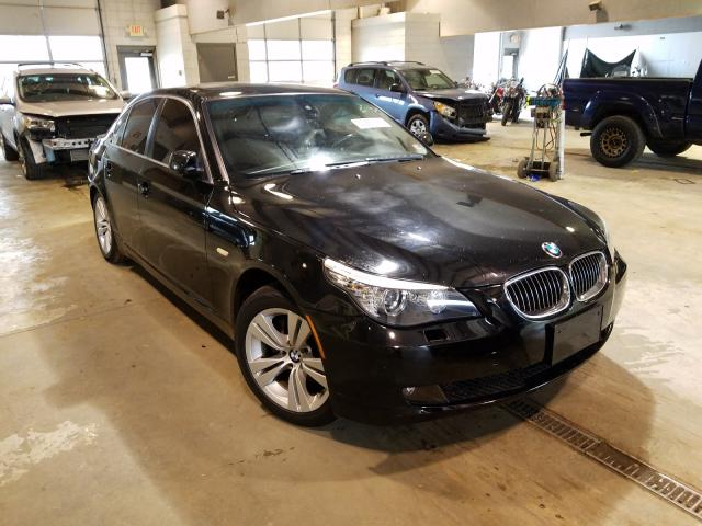 Salvage cars for sale from Copart Sandston, VA: 2009 BMW 528 I