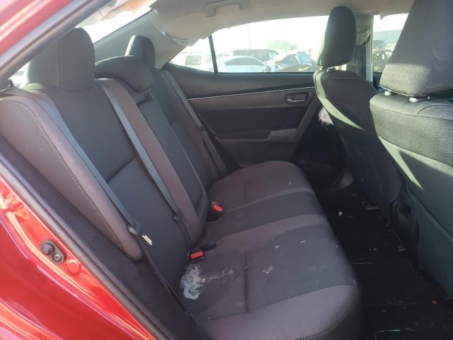 5YFBURHE4KP916805 2019 Toyota Corolla L 1.8L