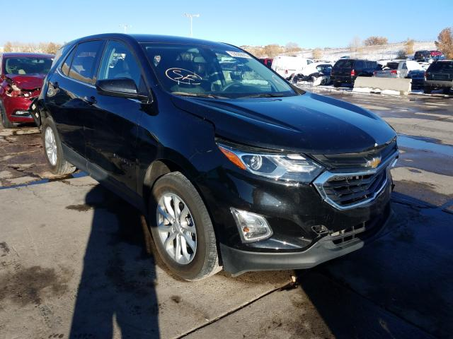 Vehiculos salvage en venta de Copart Littleton, CO: 2019 Chevrolet Equinox LT
